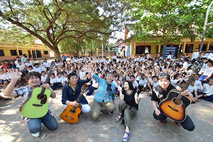 カンボジアツアー報告