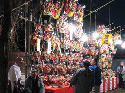 12月<br />-鴻神社 酉の市-