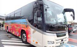 鴻巣市ラッピングバスが運行開始しました