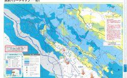 鴻巣市の水害ハザードマップ